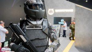 Ростех: в войнах будущего будет применяться СВЧ и лазерное оружие