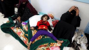 Холера все еще угрожает Йемену