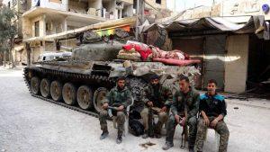Сводка событий в Сирии и на Ближнем Востоке за 6 июня 2018 года