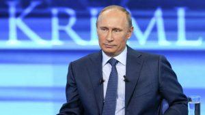 Прямая линия с Владимиром Путиным. Онлайн-трансляция