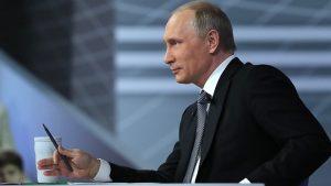 Путин: Россия должна защищать свои интересы, но «не по-хамски»