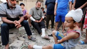 Взрыв в иракской мечети, обвиняют ас-Садра