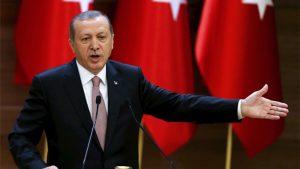 Эрдоган угрожает атаковать северный Ирак