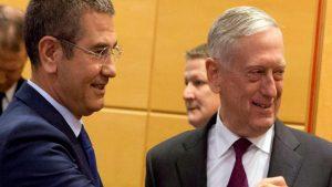 Министры обороны США и Турции обсудили Сирию