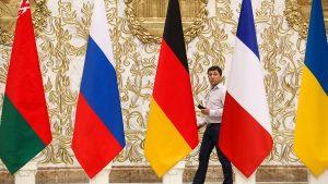 Порошенко резко отверг существование «Минского формата»