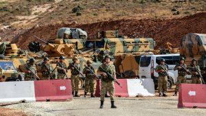 Турецкая армия установила последний наблюдательный пункт на севере Сирии