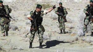 КСИР доложили о нейтрализации группы террористов близ границы