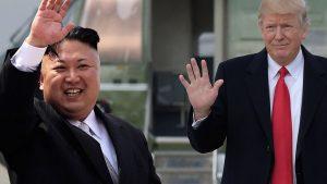 СМИ: Трамп хочет поговорить с Ким Чен Ыном наедине