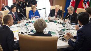 Страны G7 готовы принять новые санкции против России