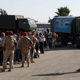 В Минобороны сообщили о гуманитарных мероприятиях в Сирии