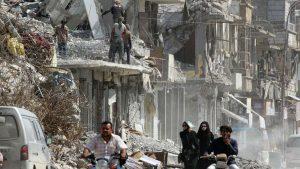 Сводка событий в Сирии и на Ближнем Востоке за 10 июня 2018 года