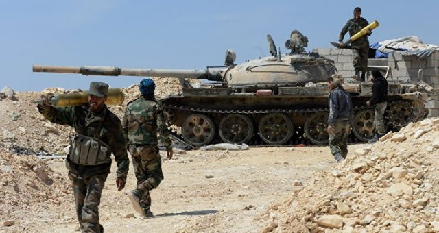 Турецкие войска вошли вМанбидж: Йылдырым