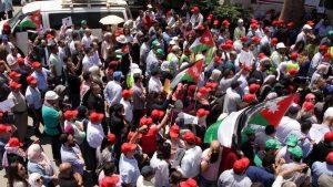 Иордания расчитывает на многомиллиардную помощь стран Персидского залива