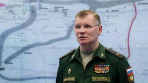 Минобороны предупредило о готовящейся провокации с химоружием в Сирии