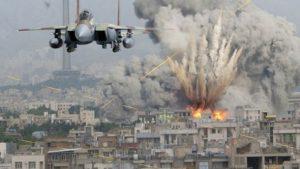 Арабская коалиция наносит массированные удары по йеменской Ходейде