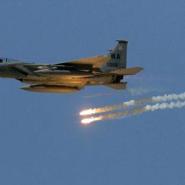 В результате авиаудара международной коалиции погибли 18 беженцев из Ирака