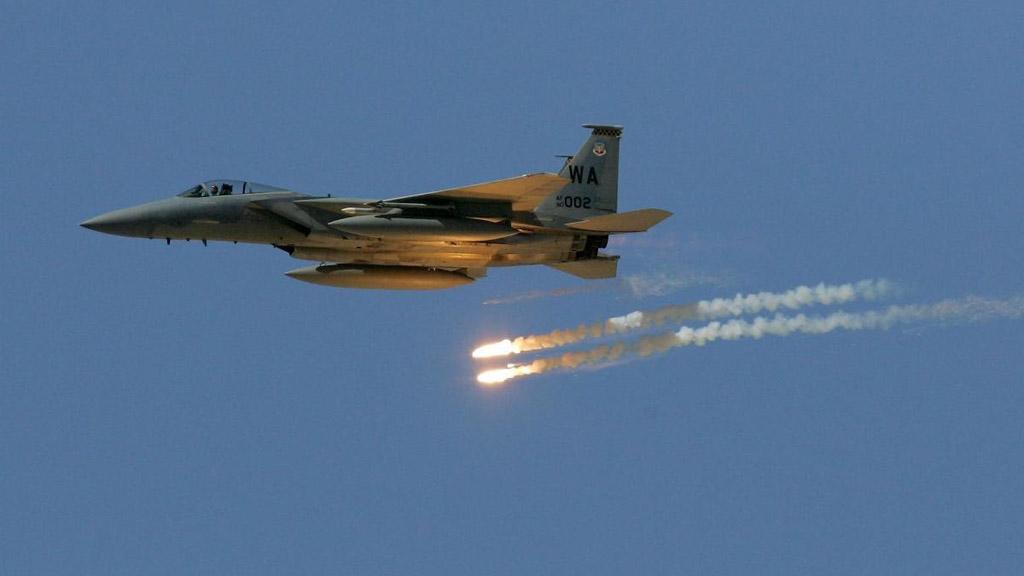 При авиаударе коалиции США вСирии погибли 12 человек