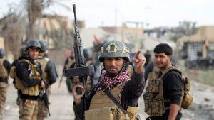 Иракские военные начали операцию против ИГ в провинции Дияла