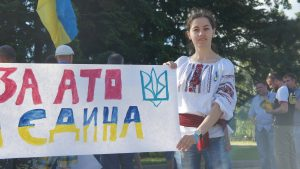 «Патриоты» Украины грозят отдать Путину пол-страны «ватников»