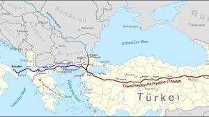 В Турции открыли газопровод TANAP в обход России