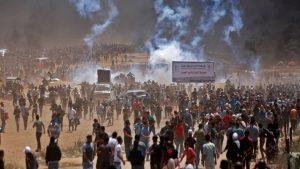 Генассамблея ООН приняла резолюцию, осуждающую действия Израиля в секторе Газа