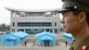 Стартовали военные переговоры КНДР и Южной Кореи