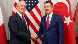 Генштаб Турции: Соглашение с американцами по Манбиджу достигнуто