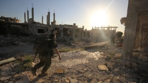 Сводка событий в Сирии и на Ближнем Востоке за 14 июня 2018 года