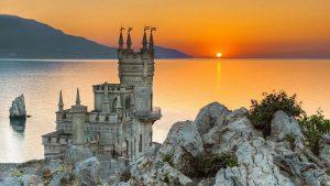 Новые идеи Украины: То море копают, то Крым отрезают