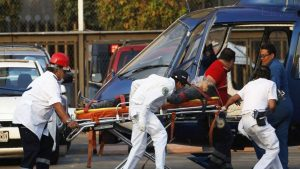 В Каракасе при взрыве в клубе погиб 21 человек