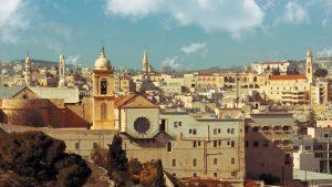 Кто в прицеле? О войне в Святой Палестине