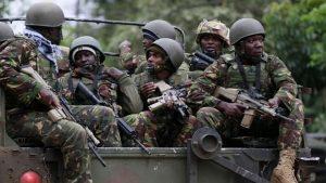 В Кении 8 полицейских подорвались на мине