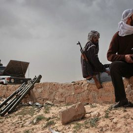 Последние новости из Ливии