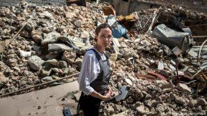 Анджелина Джоли: страшнее Мосула я ничего не видела