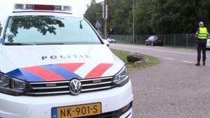 В Нидерландах автомобиль въехал в толпу зрителей