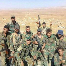 САА добивает боевиков ИГ в провинции Дейр-эз-Зор