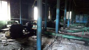 Поджог на водонасосной станции в Одесской области — дело вооруженных вандалов