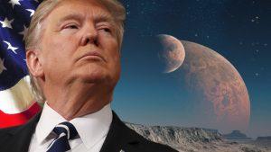 В США сформируют военно-космические силы