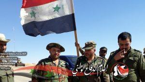 Сирийская армия освободила юго-восточные приграничные территории от ИГ