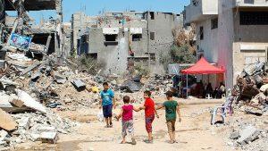 США планируют инвестировать средства стран Персидского залива в сектор Газа