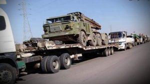 Сирийская армия начала операцию на северо-востоке провинции Дараа.