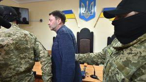 Журналиста Вышинского переправляют в киевское СИЗО
