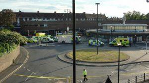 В метро Лондона произошел небольшой взрыв