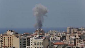 Израиль атаковал 25 объектов ХАМАС в Газе