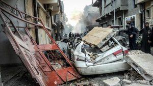 Теракт в Ливии, погибло четверо военнослужащих Хафтара