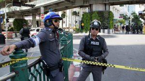 Полиция Тайланда нашла в автомобиле более 40 взрывных устройств