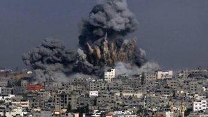 Нетаньяху готов усилить военные действия в секторе Газа