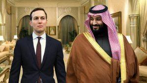Джаред Кушнер встретился с принцем Мохаммедом бин Салманом