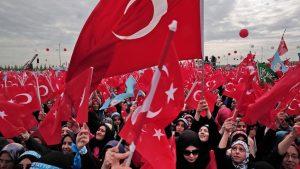 Сирия стала неотъемлемой частью внутренней политики Турции