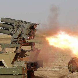 Силы Асада начали освобождение юго-востока Сирии